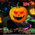 VR Halloween Ride