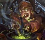 Alchemy Witch