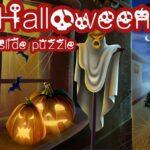 Halloween Slide Puzzle
