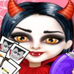 Halloween Girls – Memory Game